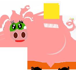 świnka oszczędza więcej na rachunkach za prąd